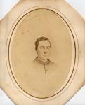 John Ormston, Co. F 118th Regiment, P042442. Collection of the Adirondack Museum.