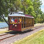 Trolley Car 36