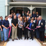 Mill Street Design Group, LCC Ribbon cutting