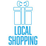 Holiday Campaign Shopping Icon