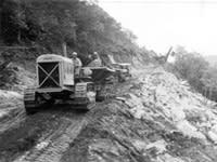 Blue Ridge Parkway Historic Construction