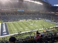 Seattle Seahawks Game at CenturyLink Field