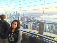 Seattle Space Needle Trip