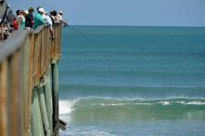 Fishing on Daytona Beach Piers