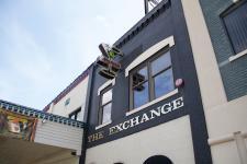 The Exchange Exterior