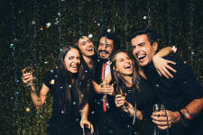 New Year's Eve Festivities in Daytona Beach