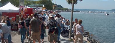 Freedom Fair waterfront