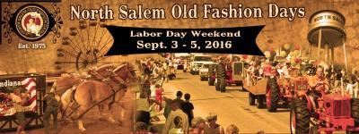 2016 North Salem Old Fashion Days