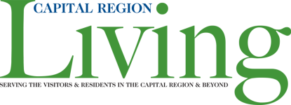Capital Region Living Magazine Logo