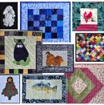 Clayton, N.Y. – The June 3-5, 2016 North Country Quilting Guild Biennial Quilt Show in Clayton, in the 1000 Islands region of New York State, will feature a silent auction of more than 60 miniature quilts made by quilters from across the Northern, Adirondack and Central NY regions.