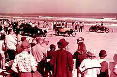 Old Beach in the Daytona Beach Area