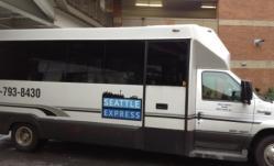 Seattle Transportation Solutions Seattle Express Cruise Shuttle