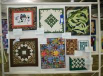 The North Country Quilt Guild biennial quilt show is in Clayton, NY, June 11-13, 2010, with more than 300 new and antique quilts on exhibit with silent auction, demonstrations and vendors.