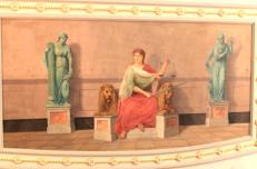 Representative Hall mural