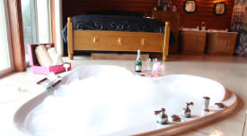 Ultimate Escape Package at Serenity Springs