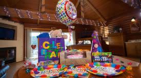 Birthday Package at Serenity Springs
