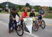 2011 Brainless Not Chainless Gravity Ride winners