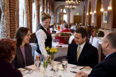 Fine dining at the Culinary Institute of America in Hyde Park