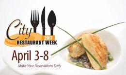 City Restaurant Week