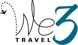 We3 Travel logo