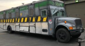 Zombie Escape Bus