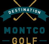 Destination Montco Golf Logo