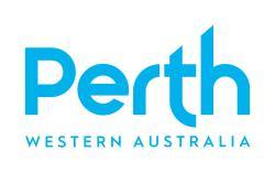 Perth, Western Australia Brand Logo