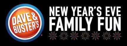 Dave & Busters NYE