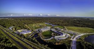 Charlotte Sports Park Aerial