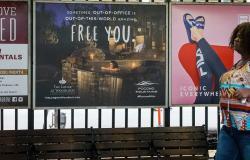 2017 Summer Marketing Campaign - Transit - NJT 2 Sheet Poster - The Lodge at Woodloch