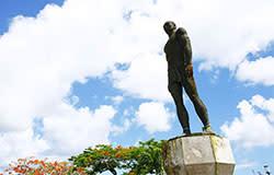 Statue of quipuha
