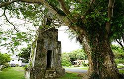 Merizo bell tower