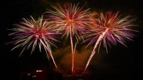 Three Rivers Festival Fireworks