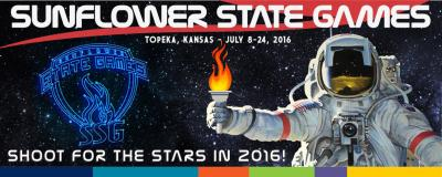 Sunflower State Games 2016