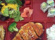 Teriyaki Chicken Lunch Box at Bamboo