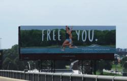 2017 Summer Marketing Campaign - Static Billboard - Pocono Mountains Visitors Bureau
