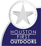 Houston First Outdoors Color Logo