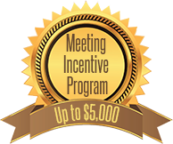 Lake Charles Meeting Incentive Badge