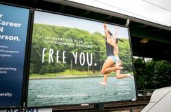 2017 Summer Marketing Campaign -  Transit - NJT - SEPTA - 2 Sheet Posters - Pocono Mountains Visitors Bureau