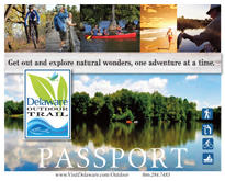 Delaware Outdoor Trail Passport