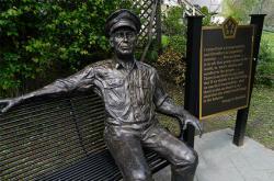 Marshall Statue