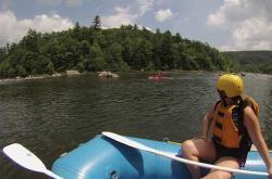 Ohiopyle Whitewater Rafting
