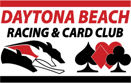 Daytona Beach Racing & Card Club Small banner Ad