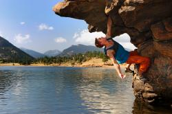 Bouldering and Rock Climbing
