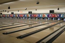Bowling at Terrace Lanes