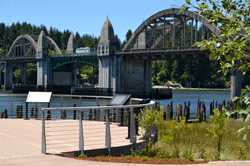 Siuslaw Bridge Interpretive Center
