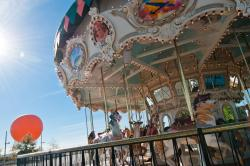 Carousel at Orange County Great Park