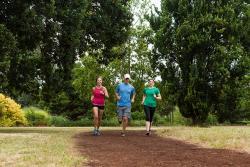 Running Pre's Trail in Eugene, OR