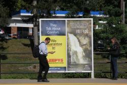 2016 Fall Marketing Campaign -MTA Transit - Pocono Mountains Visitors Bureau