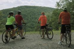 Kings Gap Biking